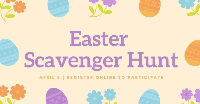 Easter Scavenger Hunt image