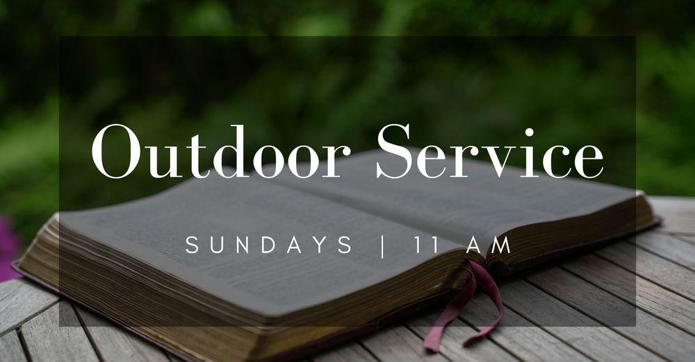 Outdoor Service Relaunch