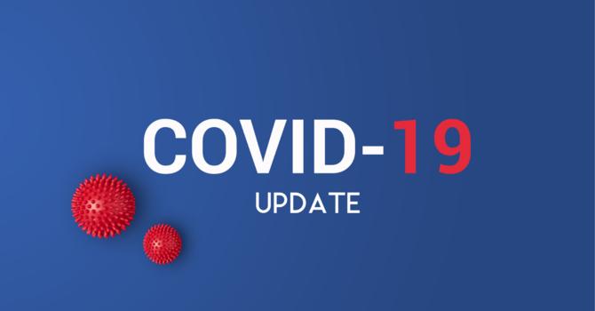 COVID- 19 Update