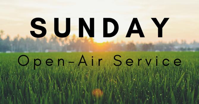 Sunday Open-Air Service