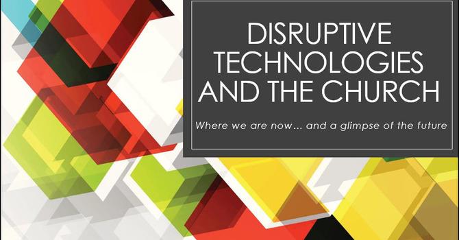 Disruptive Technologies Seminar