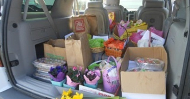 Companion Journeying Easter Hampers image