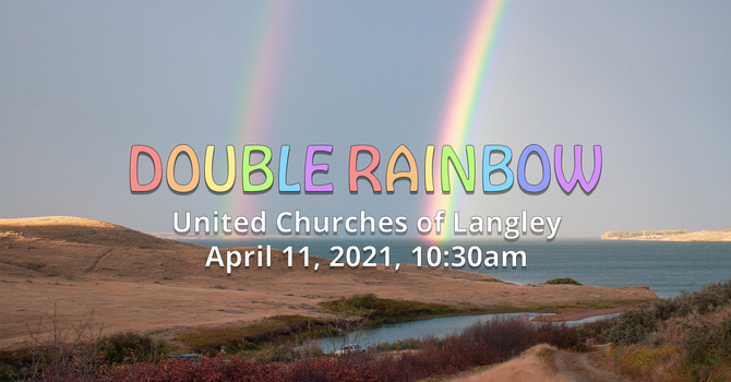 Double Rainbow - Easter 2