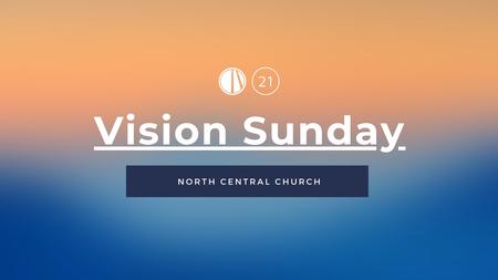 Vision Sunday 2021