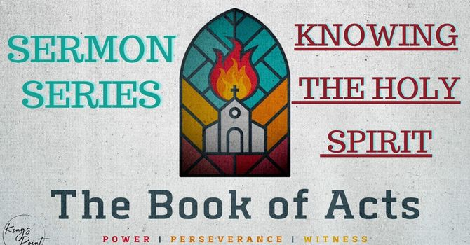 Book of Acts Week 4