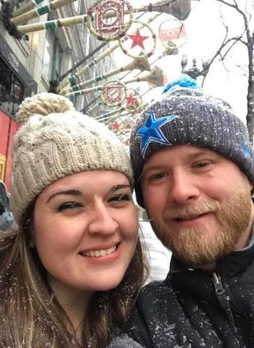 Josh & Arlette Eaton