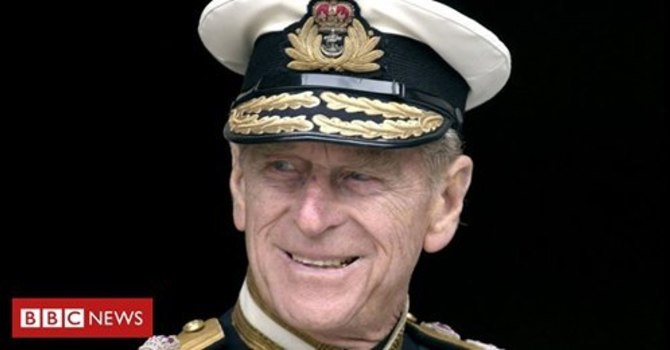 Prayers and thanksgiving for the life of Prince Philip  image