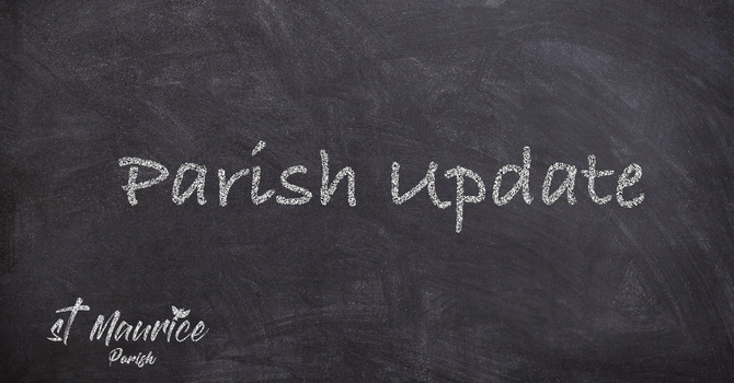 Parish Financial Update image