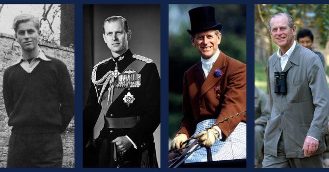 A Prayer of Thanksgiving for the Life of The Duke of Edinburgh image