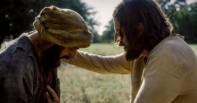 Multi-season series on the life of Jesus Christ image