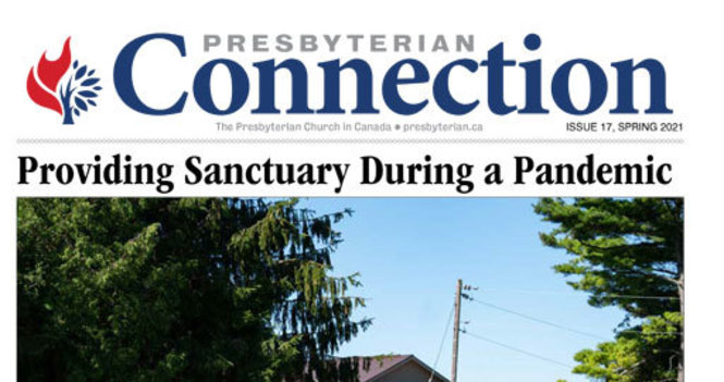 Read the Presbyterian Connection