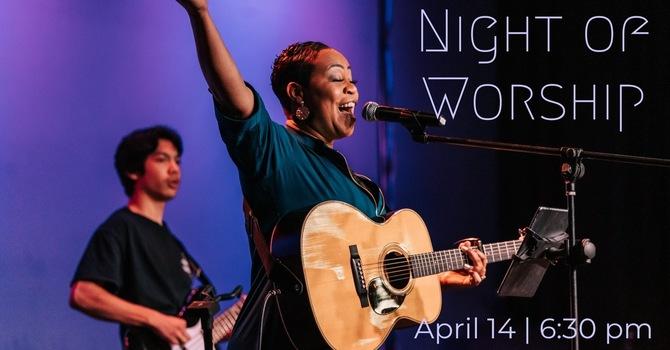 Night of Worship image