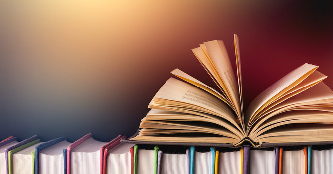 Top Books from March 2021 image
