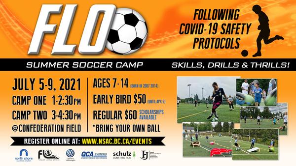FLO Summer Soccer Camp 2021