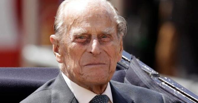 Death of His Royal Highness, the Duke of Edinburgh image
