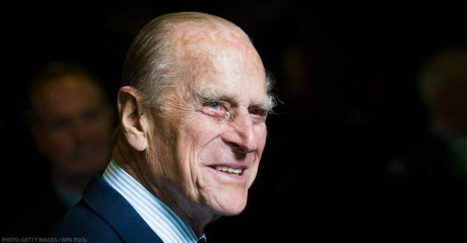 HRH The Duke of Edinburgh, Prince Philip image