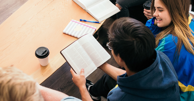 Small Group Fellowships