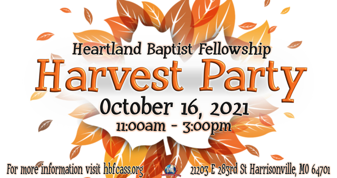 2021 Harvest Party