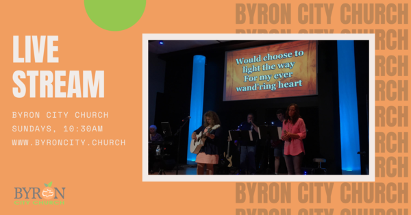 Can't be at BCC in Person? No Problem! We're on Live Stream!