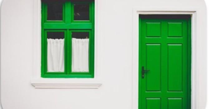 Finding Peace Behind Locked Doors (Z)