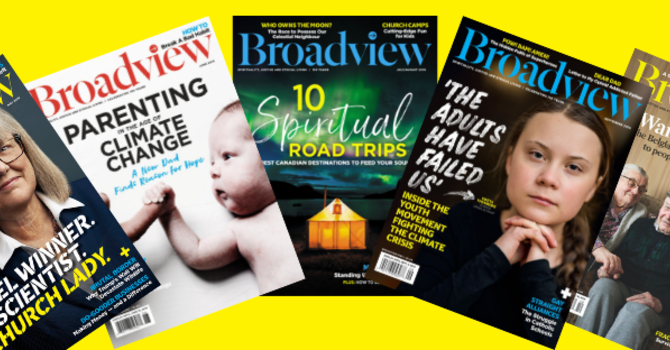 Broadview Subscription image