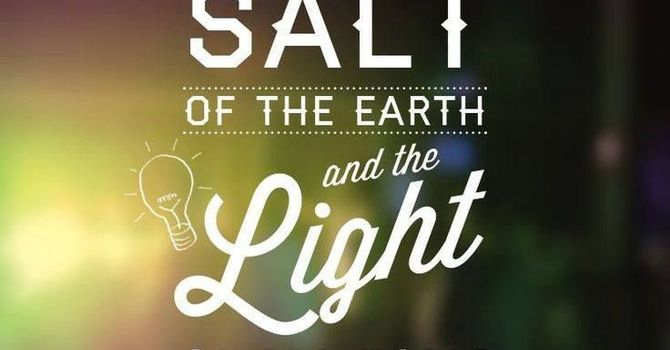 You are Salt and Light