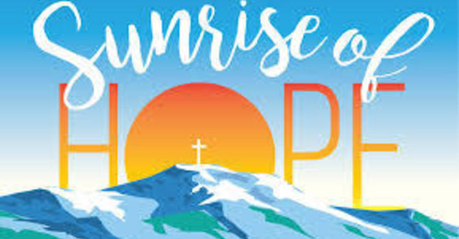 Sunrise of Hope