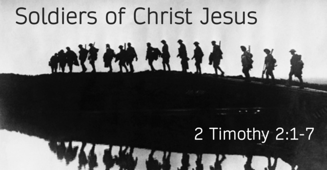 Soldiers of Christ Jesus