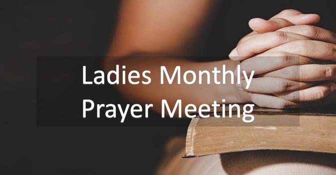 Ladies Prayer Meeting