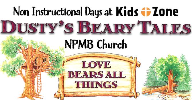 Dusty's Beary Tales: Non Instructional Day at NPMB