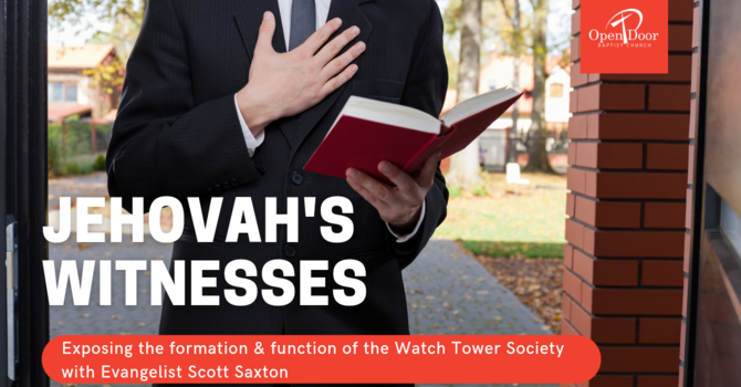 Jehovah's Witnesses: An Overview