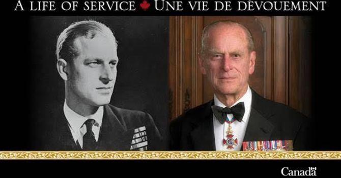National Commemorative Ceremony in Honour of HRH The Duke of Edinburgh