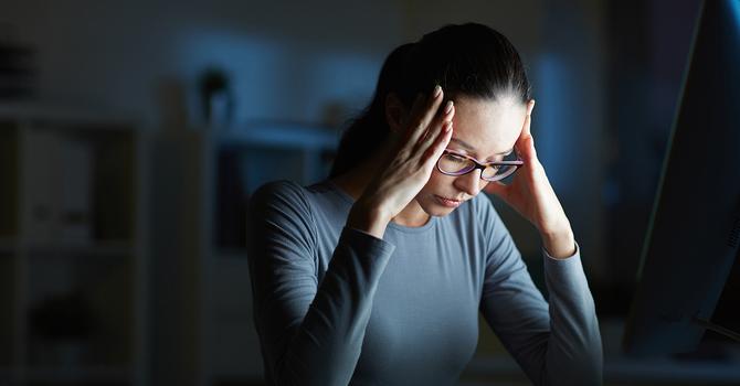 Previniendo el agotamiento emocional y mental image