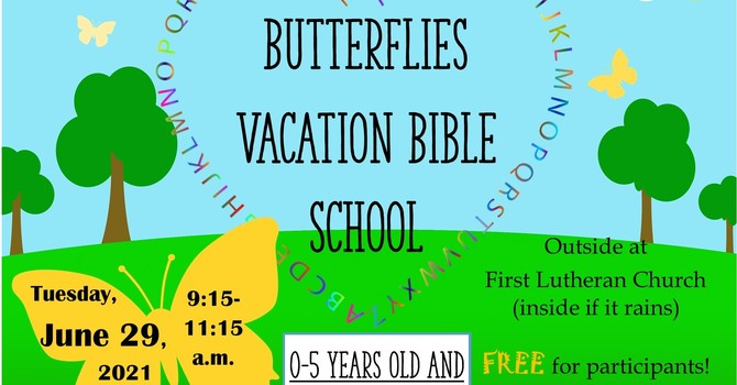 Butterflies Vacation Bible School