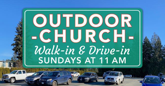 Outdoor Church Service