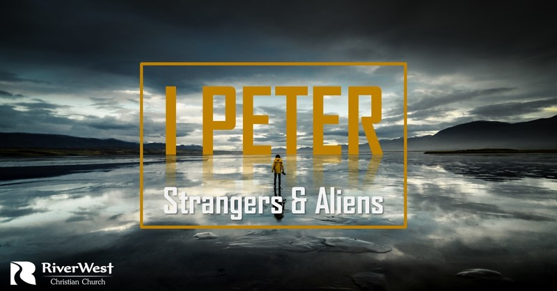 Strangers & Aliens: Appeals & Promises to the Persecuted