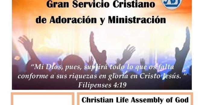 Ministerio Hispano de la Iglesia