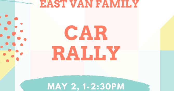 East Van Family Car Rally