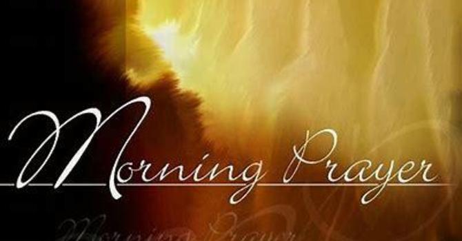 April 14 Morning Prayer