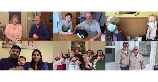 All Saints' Drayton Valley Parish Connects through Video Greetings
