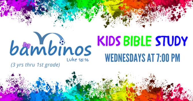 Bambinos Kids Bible Study