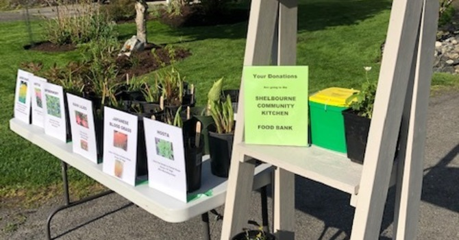 2021 Plant Stand Fundraiser