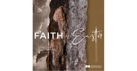 Faith at Easter