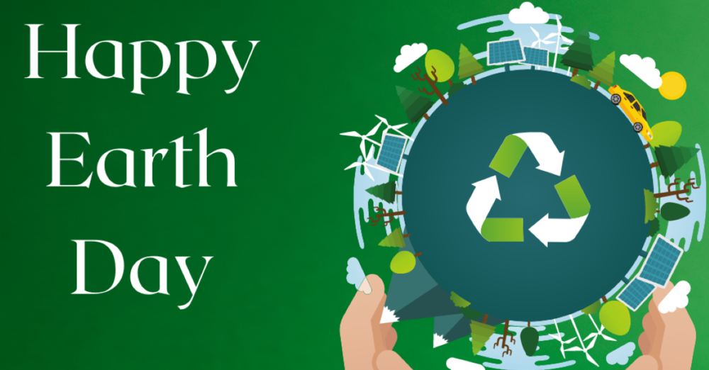 Happy Earth Day - 22nd April, 2021