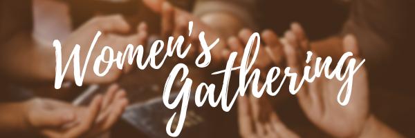 Women's Gathering · Sat Apr 24 · 10AM