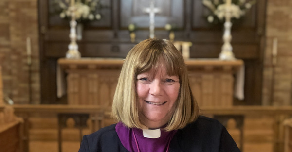 Online Farewell Service and Reception in Honour of Bishop Jane