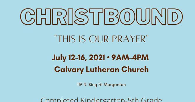 Camp Christbound Registration