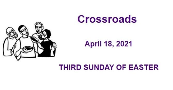 Crossroads April 18, 2021