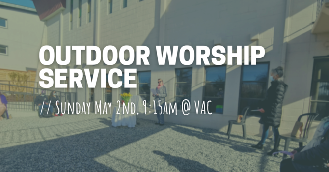 Outdoor Worship Service