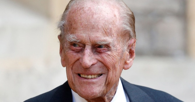 A Prayer of Thanksgiving for the Life of The Duke of Edinburgh image